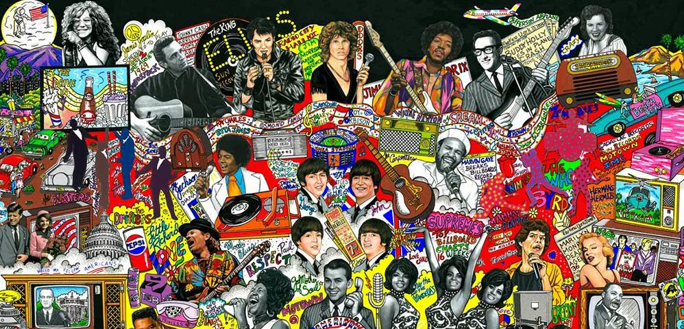 rockin 60s